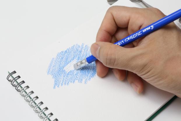 イラストを描くお仕事